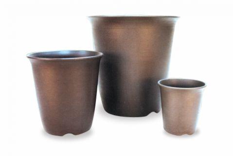 【Aiermei Plastic Clay Pot】L-049 China Clay Pot(H)