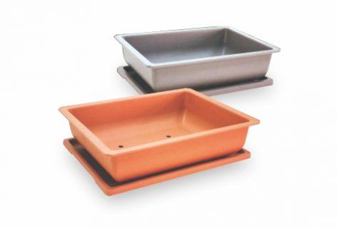 【Aiermei Bonsai Series】L-1310 Bonsai Pot