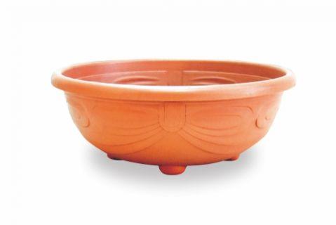 【Aiermei Lotus Pot】L-126 Butterfly-Knot Lotus Pot