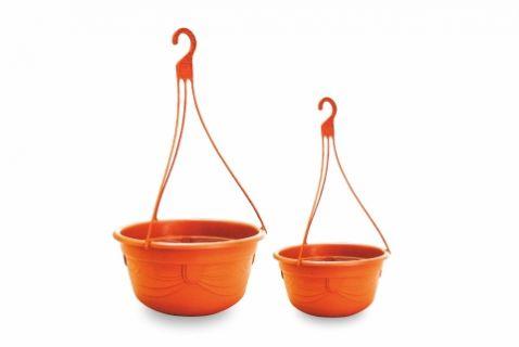 【Aiermei Hanging Pot】HAN-280 Butterfly-Knot Hanging Pot