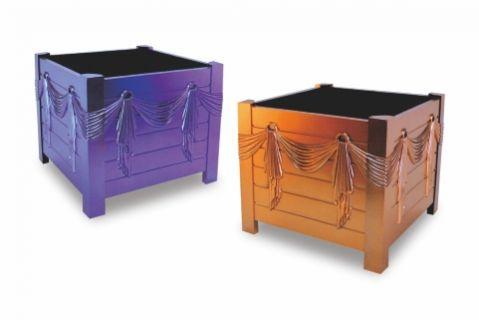 【艾爾鎂-浮雕花箱】BOX-380 帷幕浮雕盆套