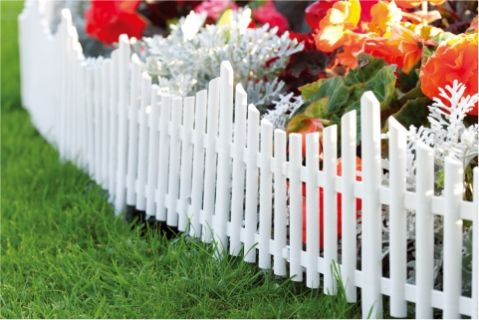 【Aiermei Fence Series】DA-700102 Fence, Lawn Edge