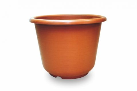 【Aiermei Outdoor Series】L-202 China clay round pot large